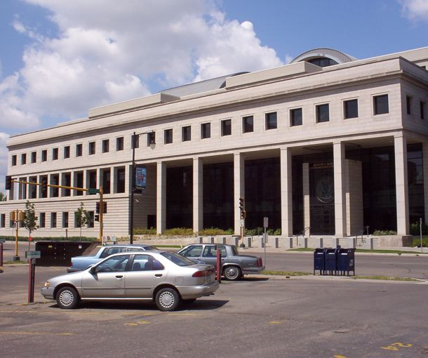 GSA Federal Courthouse